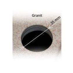 BLANCO wykonanie otworu w zlewozmywaku granitowym